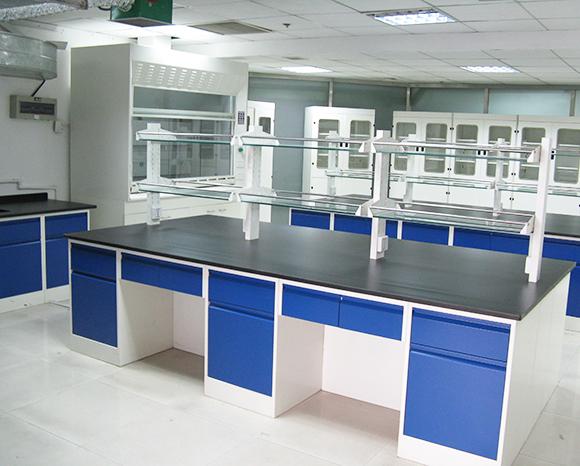 全钢实验台安装