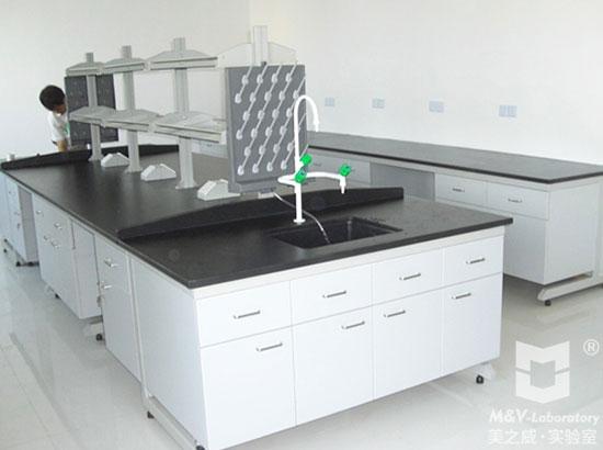 钢木实验室实验台